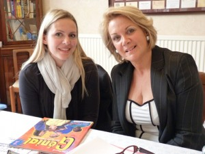 French Lessons Cardiff Student Alexis Blair